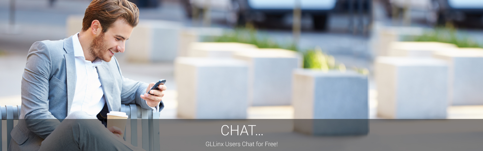 CHAT.GLlinx Users Chat for Free!