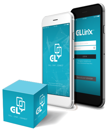 Download and start using the GLlinx internet calling app today!